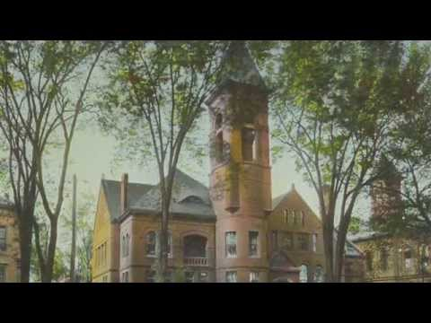 Exeter History Minute -- The Old Courthouse