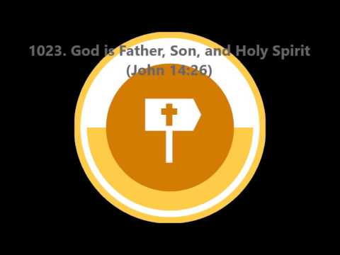 1023 God Is Father Son And Holy Spirit John 1426 Youtube
