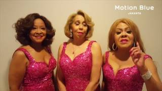 Don't miss Three Degrees performing Live at Motion Blue Jakarta on ...
