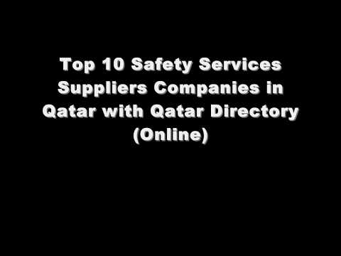 Top 10 Safety Services Supplies Companies in Doha, Qatar