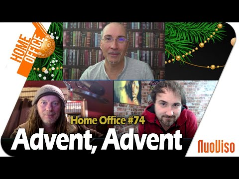 Advent, Advent - Home Office #74