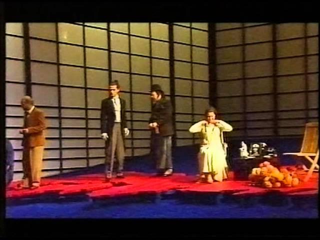Julian Hartman zingt Yamadori in Madama Butterfly van Giacomo Puccini voor de Vlaamse Opera
