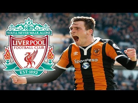 ANDREW ROBERTSON WELCOME TO LIVERPOOL? | DONE DEAL - IS HE GOOD ENOUGH? | TRANSFER NEWS LATEST