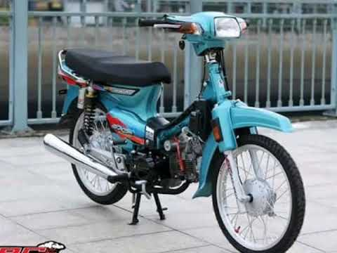 Honda Ex5 Dreams Thailand Modified