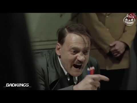 Гитлер. ВОЗВРАЩЕНИЕ ФЮРЕРА. Черный юмор  Bad Kings [озвучка] (переозвучка)