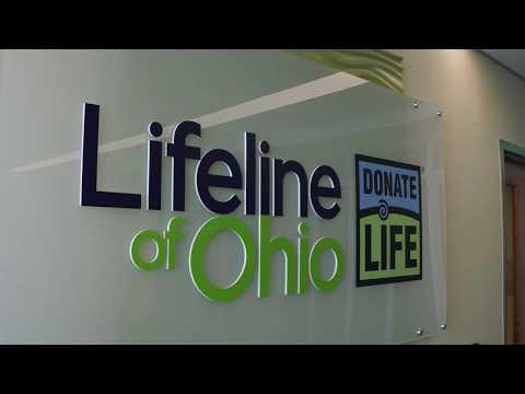 Lifeline of Ohio Leaf Ceremony