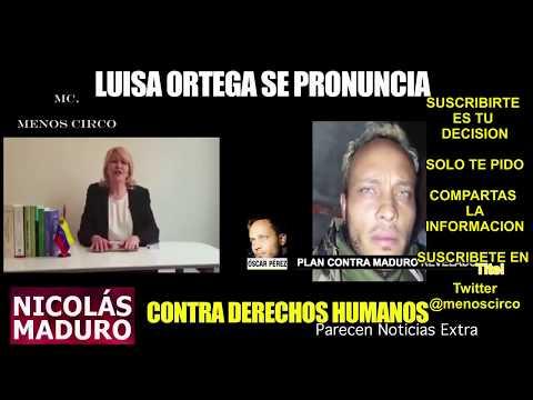 ASESINATO DE OSCAR PÉREZ DEBE SER REVISADA POR LA CORTE PENAL INTERNACIONAL Y LA ONU