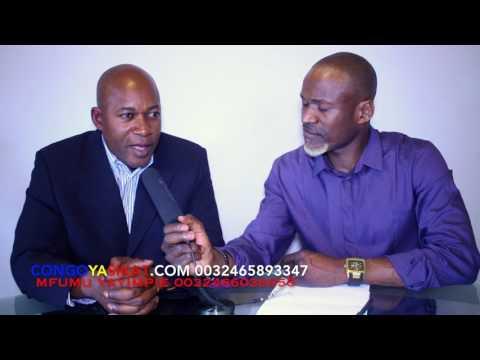 ANGOLA AZA KOBENGANA KABILA NA BA RWANDAIS NA RDC AVANT DECEMBRE
