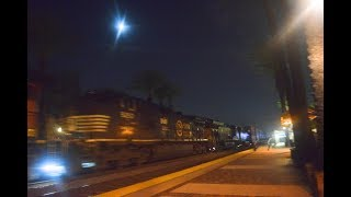 11-16-18!! Railfanning Fullerton station! Featuring F125's, NS OLS unit, great crews and MORE!