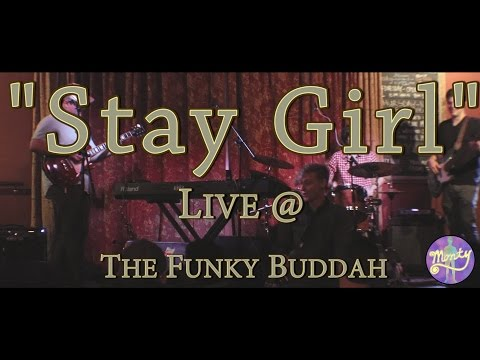 Monty - Stay Girl - Live @The Funky Buddha