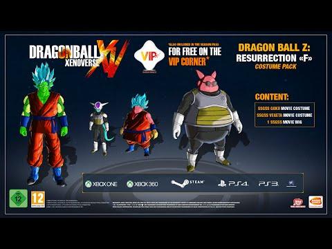 Dragon Ball: Xenoverse - Pack Costumi + Consigli per DROP + PLATINO.