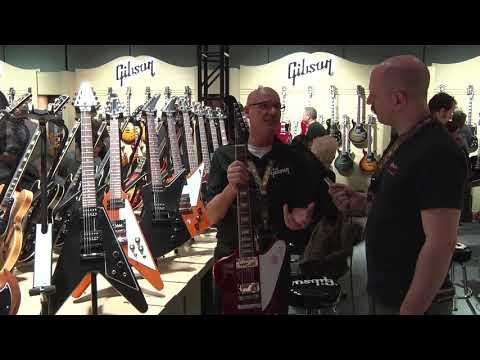 NAMM Show 2019   Gibson 9  Designer Series