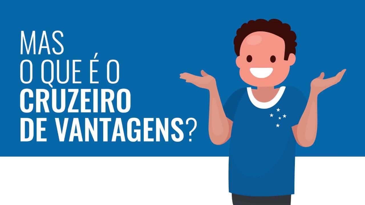 718837e9c9 Sócio 5 Estrelas - Cruzeiro de Vantagens - YouTube