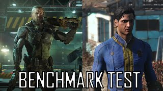 Black Ops 3 & Fallout 4 Benchmark Test (ASUS ROG GL551JW - DS71)