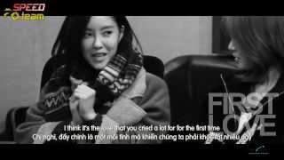 [Vietsub + Engsub + Kara] T-ARA (티아라) - First Love (ft. EB)