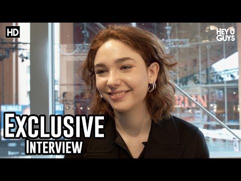 Matilda De Angelis Interview - European Shooting Star 2018 - Berlinale