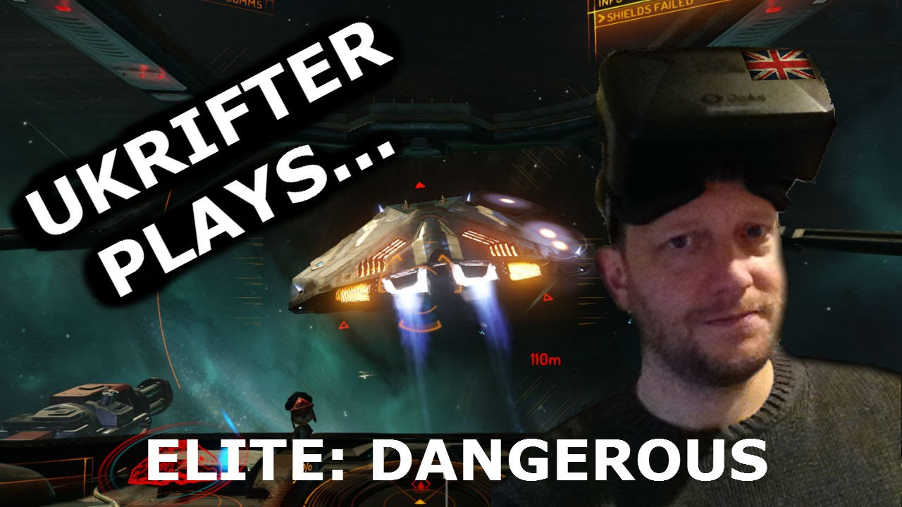 how to play elite dangerous with rift