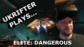 Elite Dangerous - Oculus Rift VR Review by UKRifter
