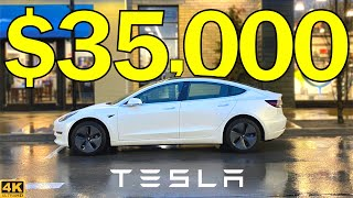 How to ACTUALLY BUY the $35,000 Tesla Model 3! (Yes, it really does exist!!)