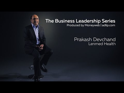 Moneyweb Business Leadership Episode 9: Prakash Devchand