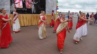 Российско-Индийский фестиваль Ратха - Ятра 2017 Нижний Новгород