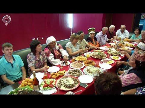 """В Чулымском районе прошёл традиционный казахский праздник """"Шанырак"""""""