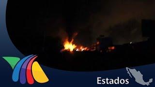 Aparatoso accidente en Tlahuelilpan, Hidalgo   Noticias de Hidalgo