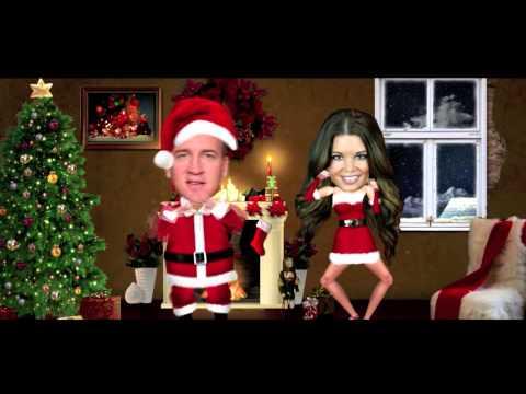 Peyton Manning Christmas Dance