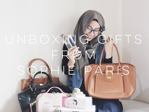 GIFTS FROM SOPHIE PARIS