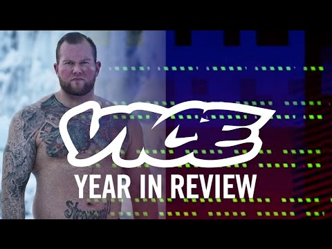 Giants, Zombies, & The Islamic State: Best of 2014 From The VICE Network