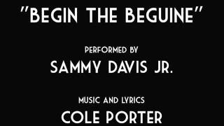 Sammy Davis Jr. - Begin the Beguine