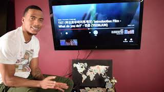 TXT (투모로우바이투게더) 'Introduction Film - What do you do?' - 연준 (YEONJUN) (Reaction)