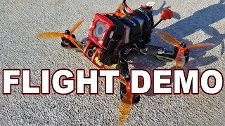 How to Build a Freestyle Drone 🚁Flight Demo🚁