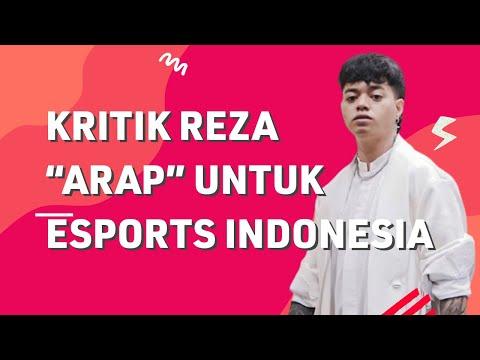 Reza Arap: Tim Esports Indonesia Jangan Sikut-Sikutan! - Kotak Surat Rapyourbae