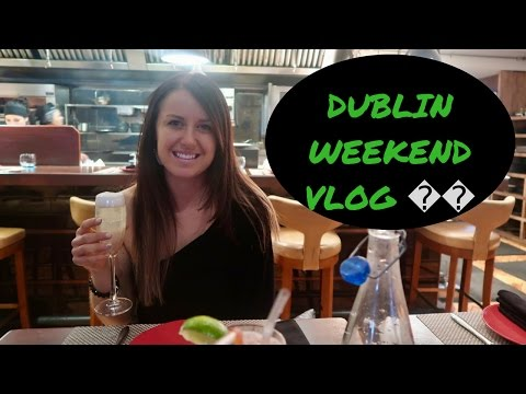 WHAT TO DO IN DUBLIN 🍀| WHAT I ATE AND DRANK | GUINNESS TOUR