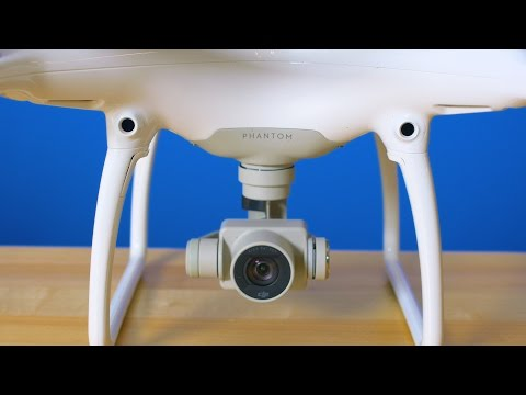 DJI Tutorials - Phantom 4 - How to Change the Gimbal Behavior