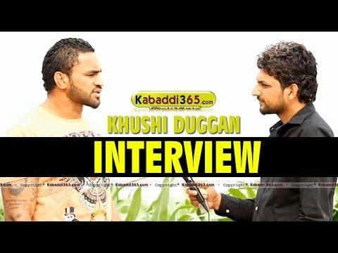 Khushi Duggan (Kabaddi Stopper) Interview By Kabaddi365.com