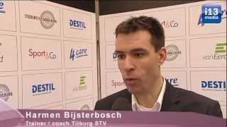 Simpel uitziende overwinning Tilburg STV geeft kans op Europees Ticket.