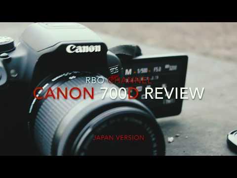 Review canon 700d parodi indonesia