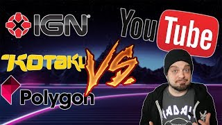 Why IGN Kotaku and Polygon Are SCARED of YouTubers | RGT 85