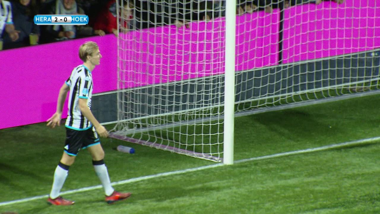 Heracles Almelo - HSV Hoek 3-1 | 25-10-2017 | Samenvatting