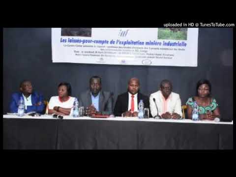 Mines- violations droits des communautés locales : Un rapport du Centre Carter épingle 5 Minings (