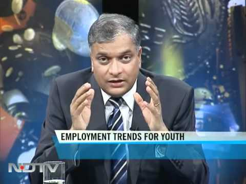 Employment Trends For Youth.