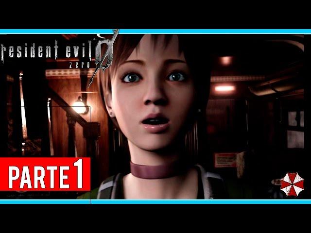 Resident Evil 0 parte 1 (Sem comentários durante a Gameplay)