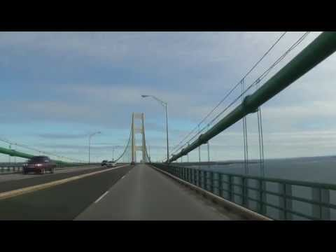 Mackinac Bridge Michigan USA