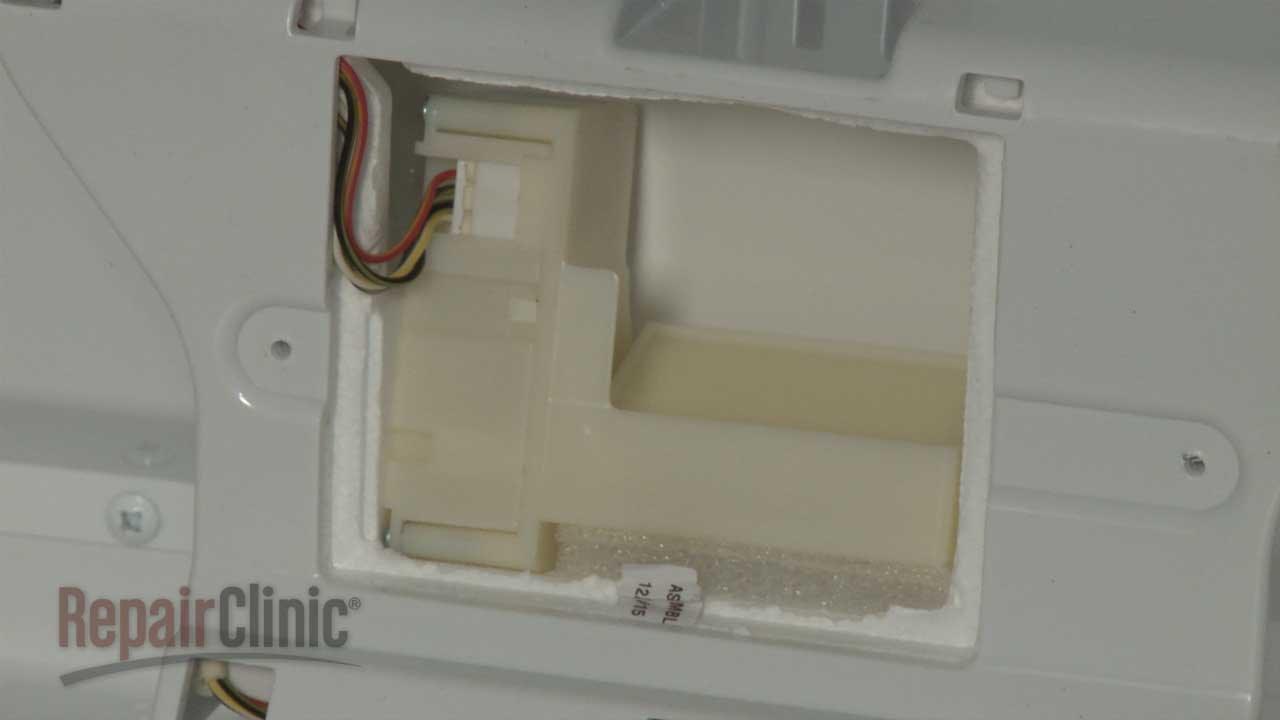Frigidaire Refrigerator Damper Control Assembly 241518501