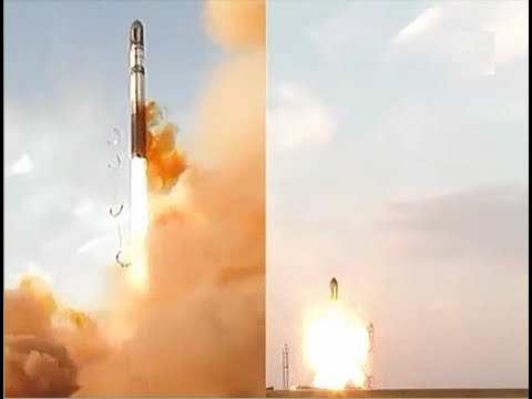 Dnepr Rocket Space Launch