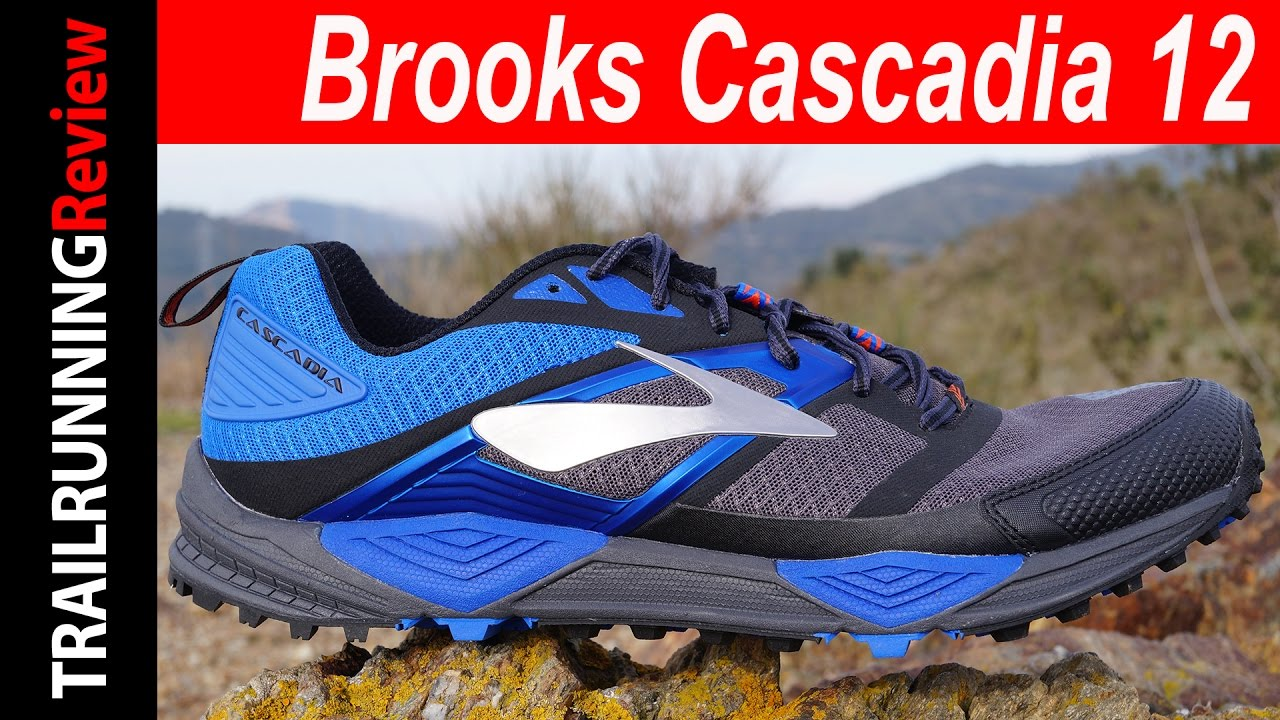 Brooks Cascadia 12 Review - YouTube f24ff368355