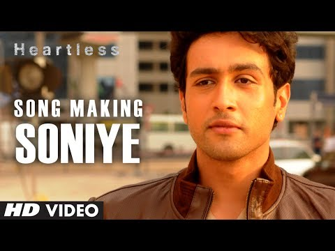 """Heartless"" Soniye Song Making 