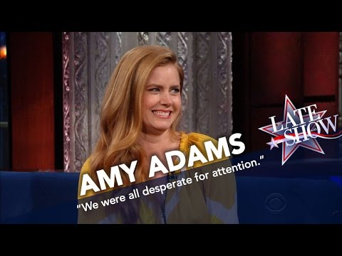 Thumbnail: Amy Adams Learned A Lot Growing Up With Six Siblings